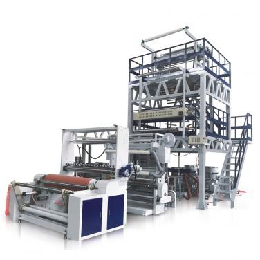 high speed film machine China