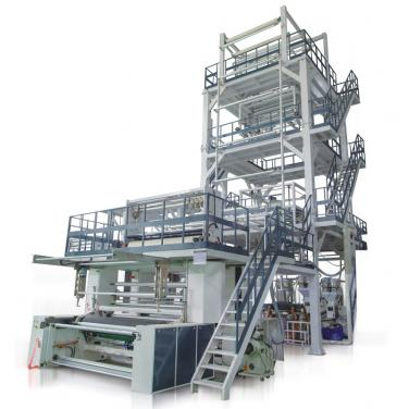 3 layers high quality complex film blowing machine