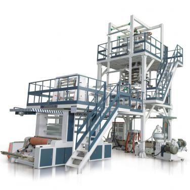 Hdpe Complex Film Blowing Machine